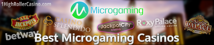 Microgaming casinos for us players casinos in madagascar