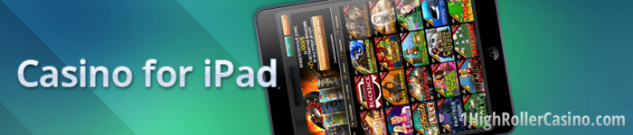 ipad friendly online casinos
