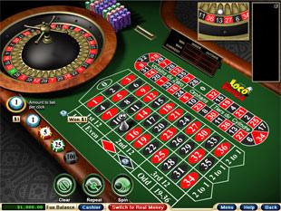 Online european roulette deposit