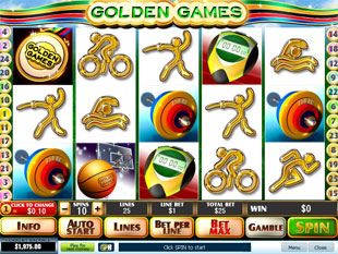 Golden Games<
