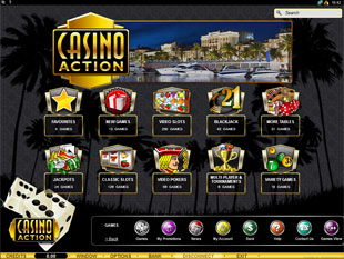 casino action download