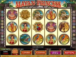 Mayan Princess<
