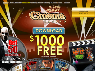 Cinema Casino Home
