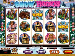 Snow Honeys<