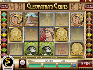 Cleipatra's Coins
