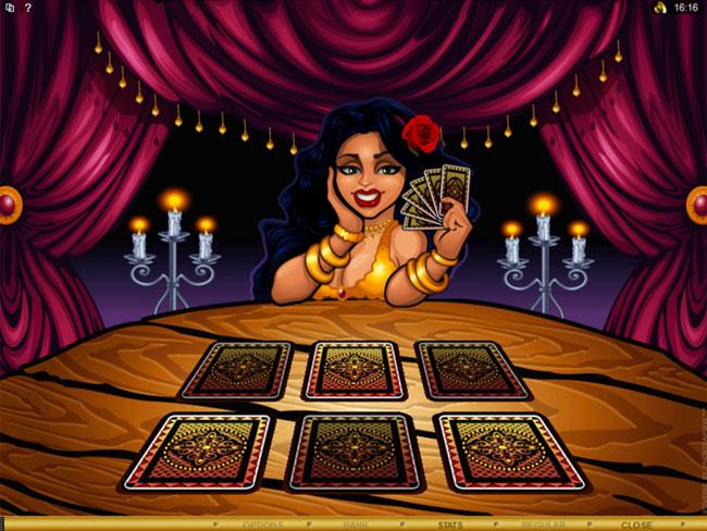 free Gypsy Queen slot bonus feature