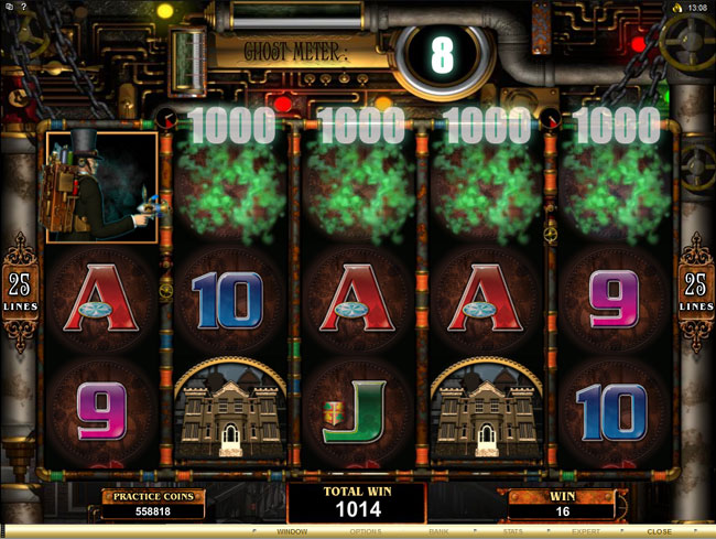 free Phantom Cash slot bonus feature