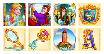 free Hairway to Heaven slot game symbols