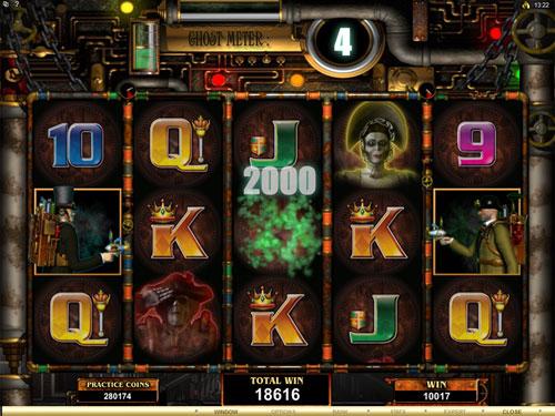 free Phantom Cash free games zapped ghost