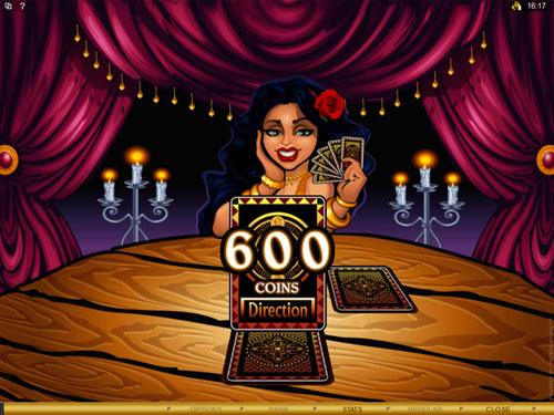 free Gypsy Queen Mystery Bonus win