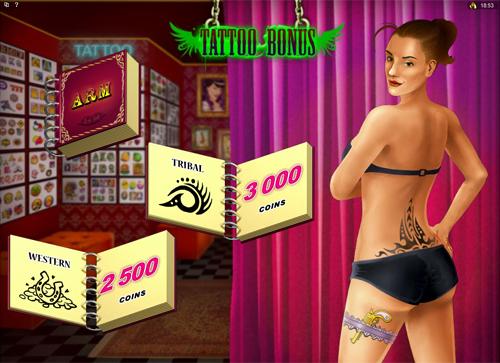 free Hot Ink free games bonus game