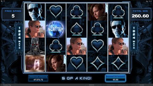 free Terminator 2 free games