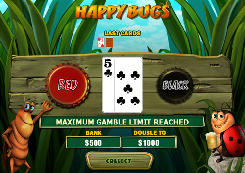 free Happy Bugs free games gamble feature