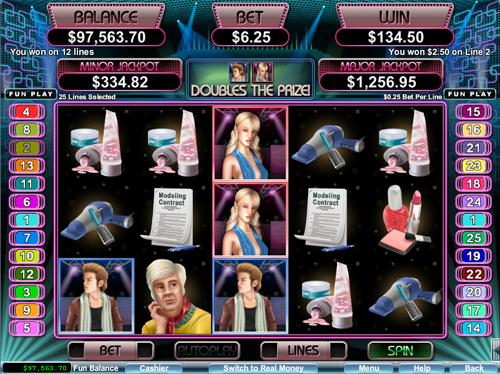 free High Fashion free games
