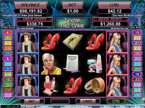 free High Fashion extra free game