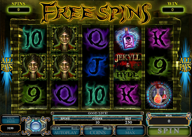 Dark Thirst Slot - Try your Luck on this Casino Game