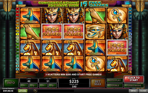 free Cat Queen free spins feature