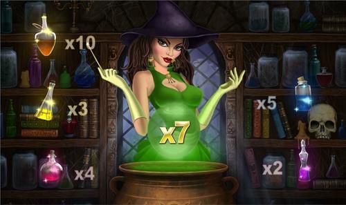 free Halloween Fortune bonus game prize