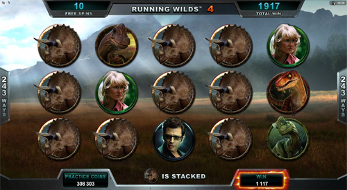 free Jurassic Park 12 free games