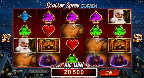 free Secret Santa free games bonus game