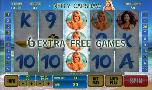 free Baywatch Neely Capshaw
