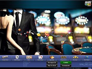 Sloto'Cash Casino Lobby