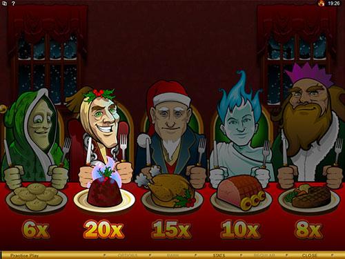 free Scrooge bonus round