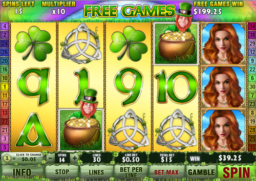 free Irish Luck Free Games