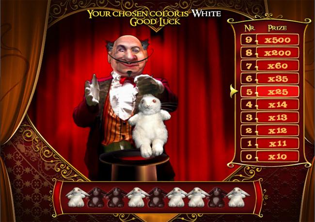 free La Chatte Rouge slot bonus feature