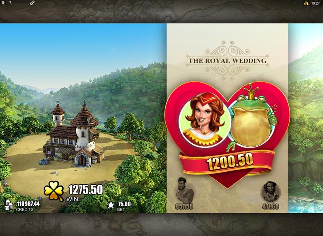 free Castle Builder slot bonus feature