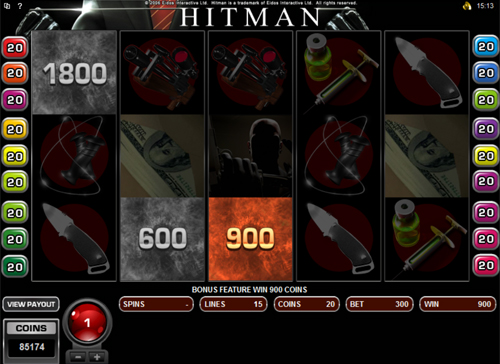 free Hitman feature game