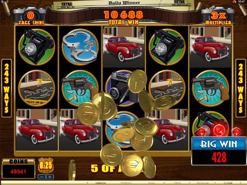 free Private Eye free games big win