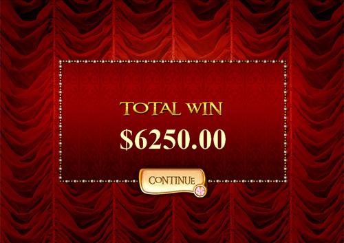 free La Chatte Rouge Bonus Win