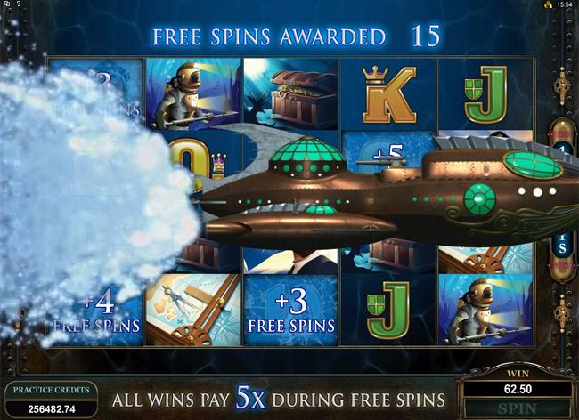 free Leagues of Fortune slot bonus feature