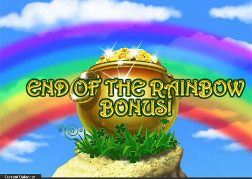 free Plenty O'Fortune End of the Rainbow feature