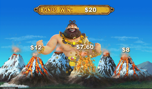 free Jackpot Giant Bonus Game