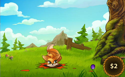 free Foxy Fortunes 8 free games