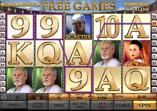 free Gladiator free games