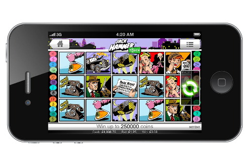 mobile slot games real money
