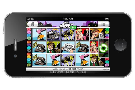 mobile slot games no deposit bonus