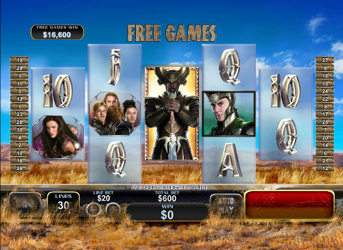 free Thor the Mighty Avenger free games