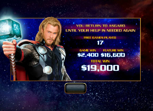free Thor the Mighty Avenger total win