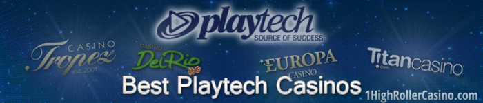 playtech casino reviews deposit bonus codes
