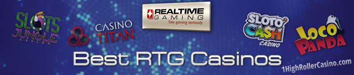 rtg casino reviews for ipad