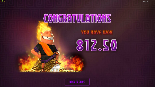 free Hot as Hades free spins prize