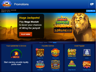 All Slots Mobile Casino Home