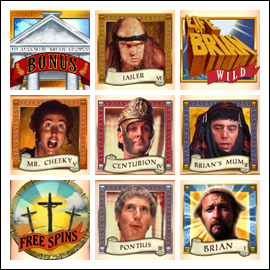 Play Monty Python's Life of Brian Online Slot game at Casino.com NZ