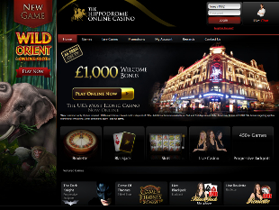 Hippodrome Casino Home