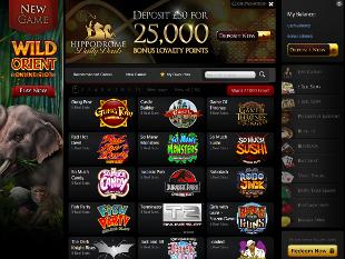 Hippodrome Casino Lobby