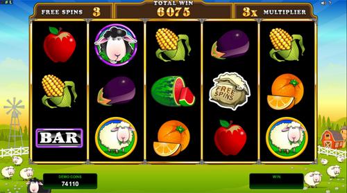 free Bar Bar Black Sheep 5 Reel free games win